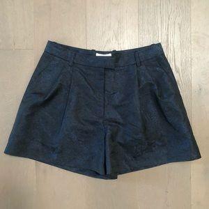 3.1 Phillip Lim Pleated Jacquard Bermuda Shorts